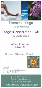 yoga lsf aix printemps