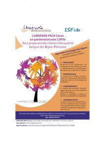Flyer Cours LSF Marc Fite Vcances version 2016